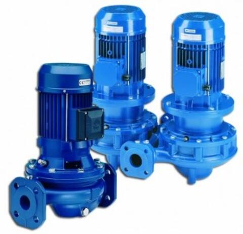 Sirkulasjonspumper - FC-FCT fra Xylem Water Solutions Norge AS