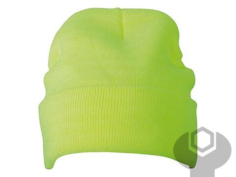 Strikhue neon-gul m/thinsulate