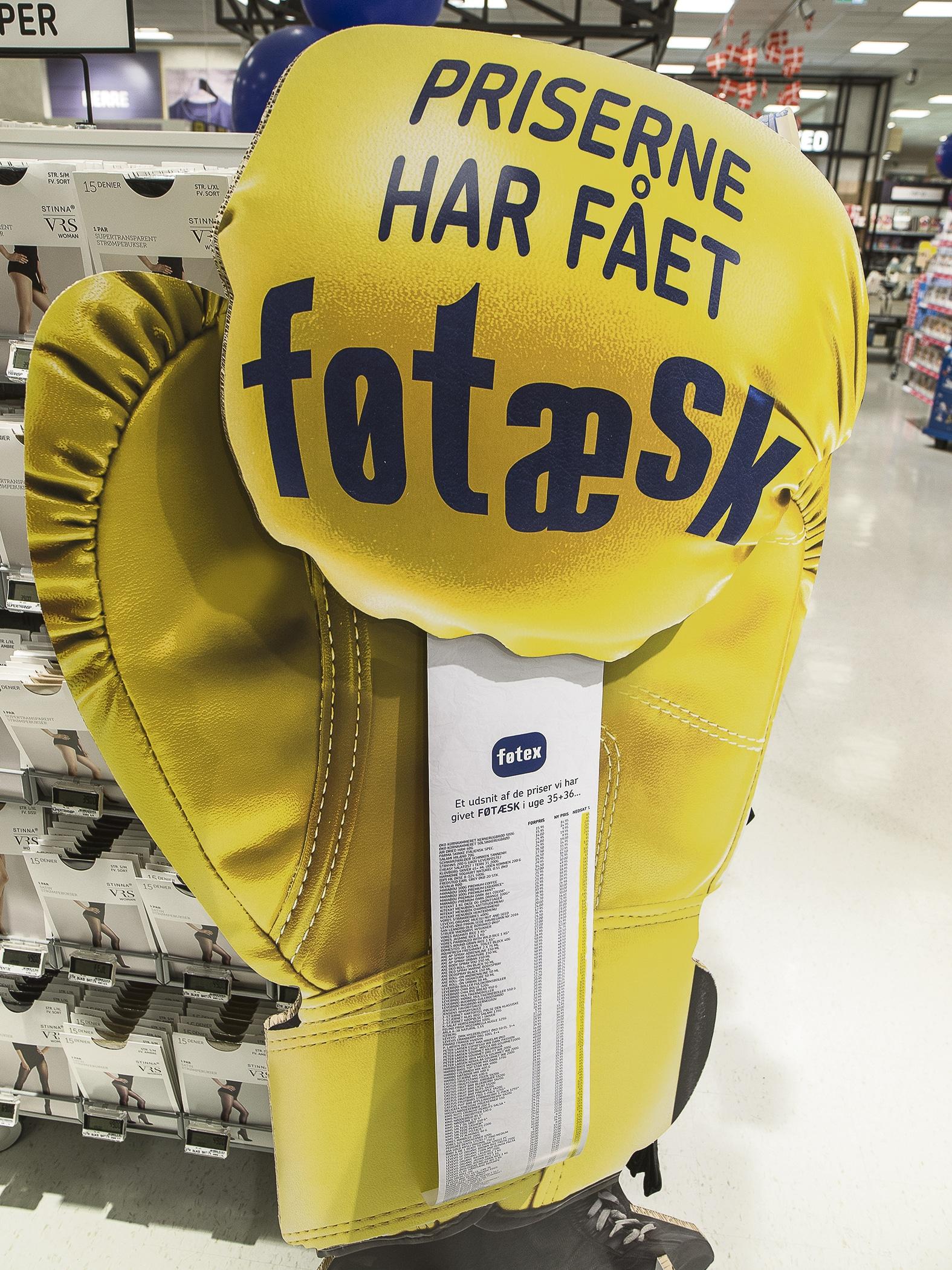 Trods Provo Reklame Oplever Føtex Voksende Kundetal Retailnews