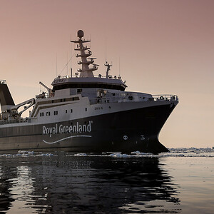 Royal Greenland har valgt Hans Schourup som leverandør til modernisering af 3 anlæg af elektriske, mobile pallereoler på  3 forskellige lagerlokationer i Grønland