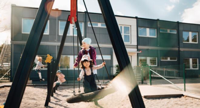 4 gode grunde til at vælge fleksible bygningsløsninger