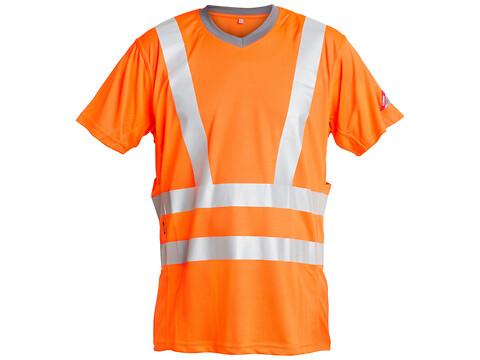 T-shirt SAFETY EN 471 KL.3 ORANGE - STR. 2XL