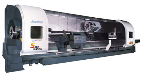 JOHNFORD CNC produktionsdrejebænke GT 80, GT 240 og GT 395.