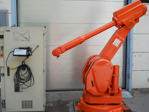 ABB robot IRB3400 M94 S4 10kg/2.4m