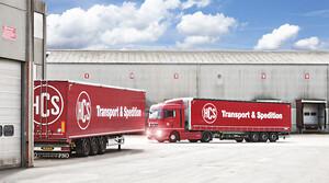 HCS tilbyder vejtransport over det meste af Europa, hvor vi dagligt har omkring 800 lastbiler på vejene.
