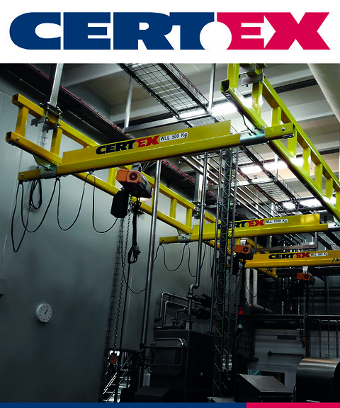Letløbende kraner - CERTEX Letløbende kraner