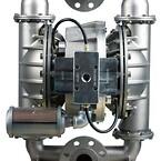 Wilden H800 højtryks filterpressepumpe - rustfri