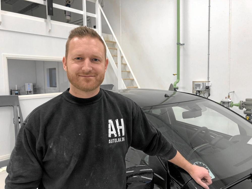 Autolakerer Klar Til Superbiler Motor Magasinet