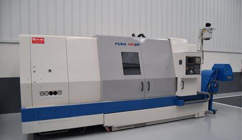 DOOSAN PUMA 400 LM B 2005