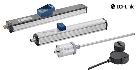 Sensorer med IO Link til Industri 4:0
