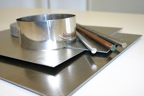 Coil og plader på lager i specielle legeringer!