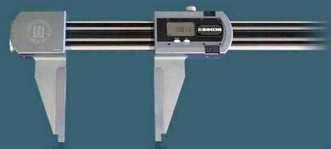 Digital Skyvelære, BOCCHI, opp til 5500 mm, fra ABC-Maskin AS
