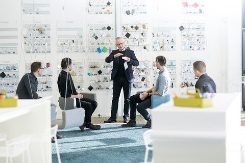 Skab fremtidens løsninger i det moderne innovationscenter DIScover