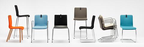 Møde- og gæstestole