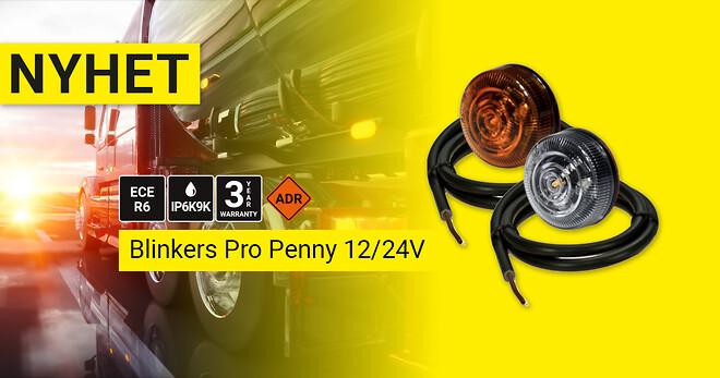 Blinkers Pro Penny