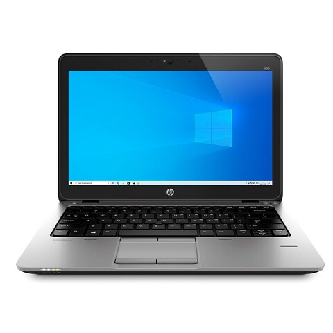 "12"" HP EliteBook 820 G1 - Intel i5 4300U 1.9GHz 128GB SSD 8GB Win10 Pro - Grade B - bærbar computer"