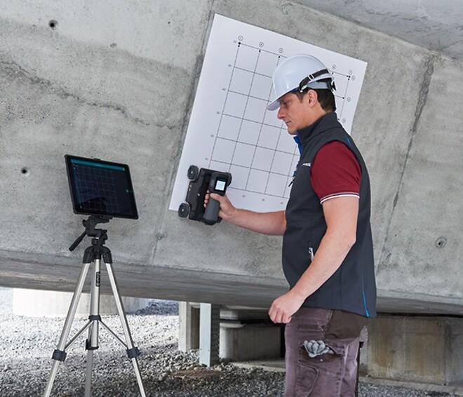 betonginspektion kmk instrument