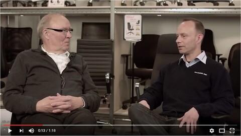 Video: Canadian Ergo - topsælgeren inden for ergonomiske kontorstole