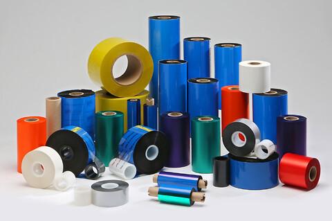 Farvebånd til etiketprintere - Farvebånd\nEtikettering\nHMsystems\nHoneywell, Datamax, Intermec, Zebra Technologies, Sato, Toshiba TEC\n