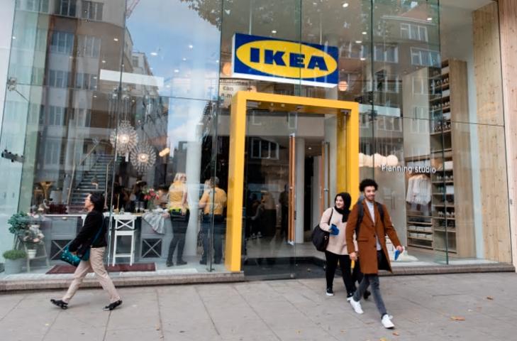 Ikea öppnar showroom i Köpenhamn Dagens Handel