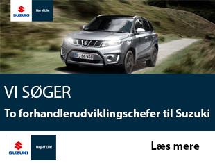 Suzuki Bilimport Danmark A/S