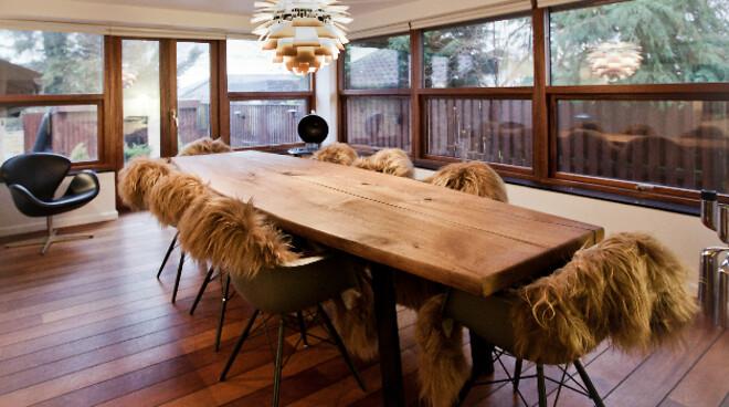 Fra trægrossist til møbelproducent - Wood Supply DK