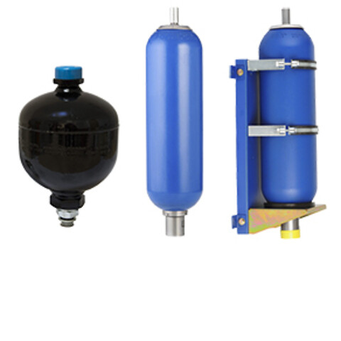 Hurtig reparation og sevice af akkumulatorer  - Akkumulatorer, service, reparation, reservedele, komponenter, hydraulik,