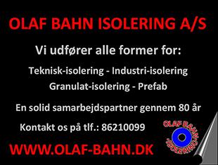 Olaf Bahn Isolering A/S