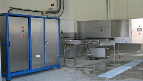 Høytrykks pumpe-uniter fra Watech AS
