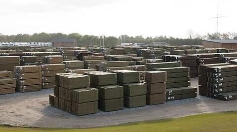 Frøslev Træ A/S, Danmarks største producent af trykimprægneret træ.