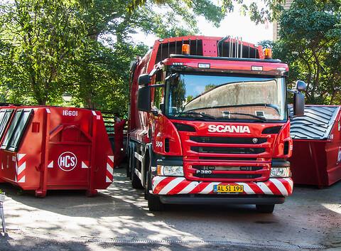 HCS tilbyder affaldsløsninger til kommuner med fokus på kvalitet, miljø og sikkerhed - HCS tilbyder affaldsløsninger til kommuner