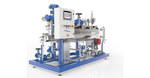 EC1935 godkendte dampgeneratorer sikrer høj dampkvalitet til fødevareproduktion - EC1935 godkendte rendampsgeneratorer til fødevareproduktion