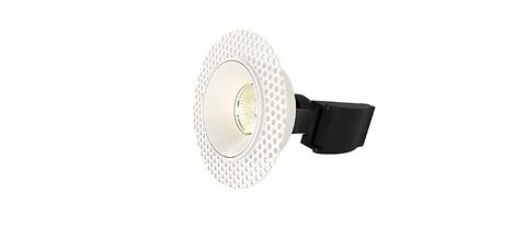 Inbyggd GU10 LED-spot för feinschmaker