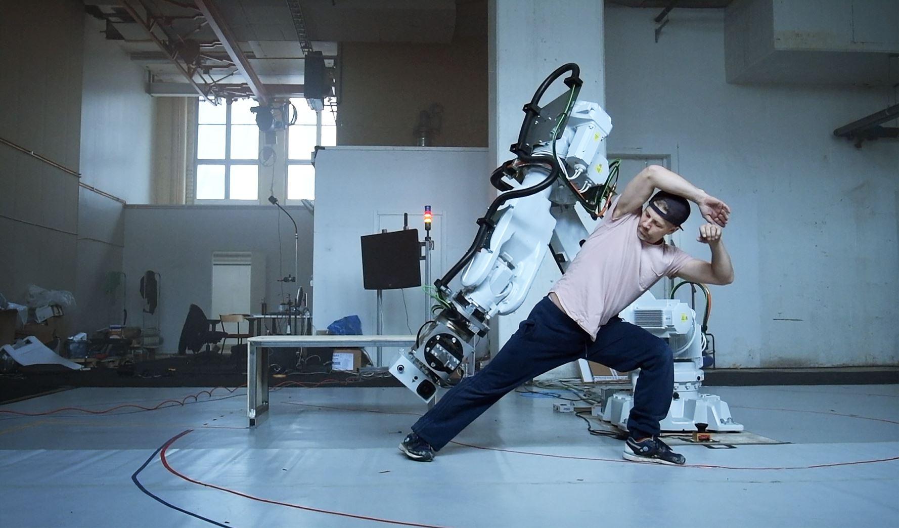 Roboten som tar over hemtjansten