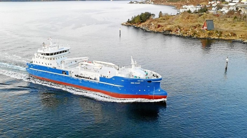 Logimatic får stor norsk akvakultur-ordre