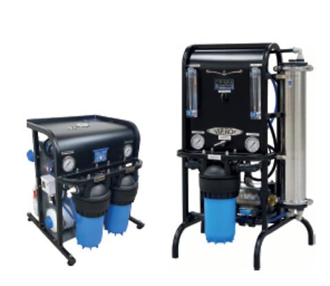 Reverse Osmosis - Maksimal sikkerhed for drikkevand - Plug & play omvendt Osmose m/tank