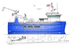 Bygg 95 ved Mundal Båt AS