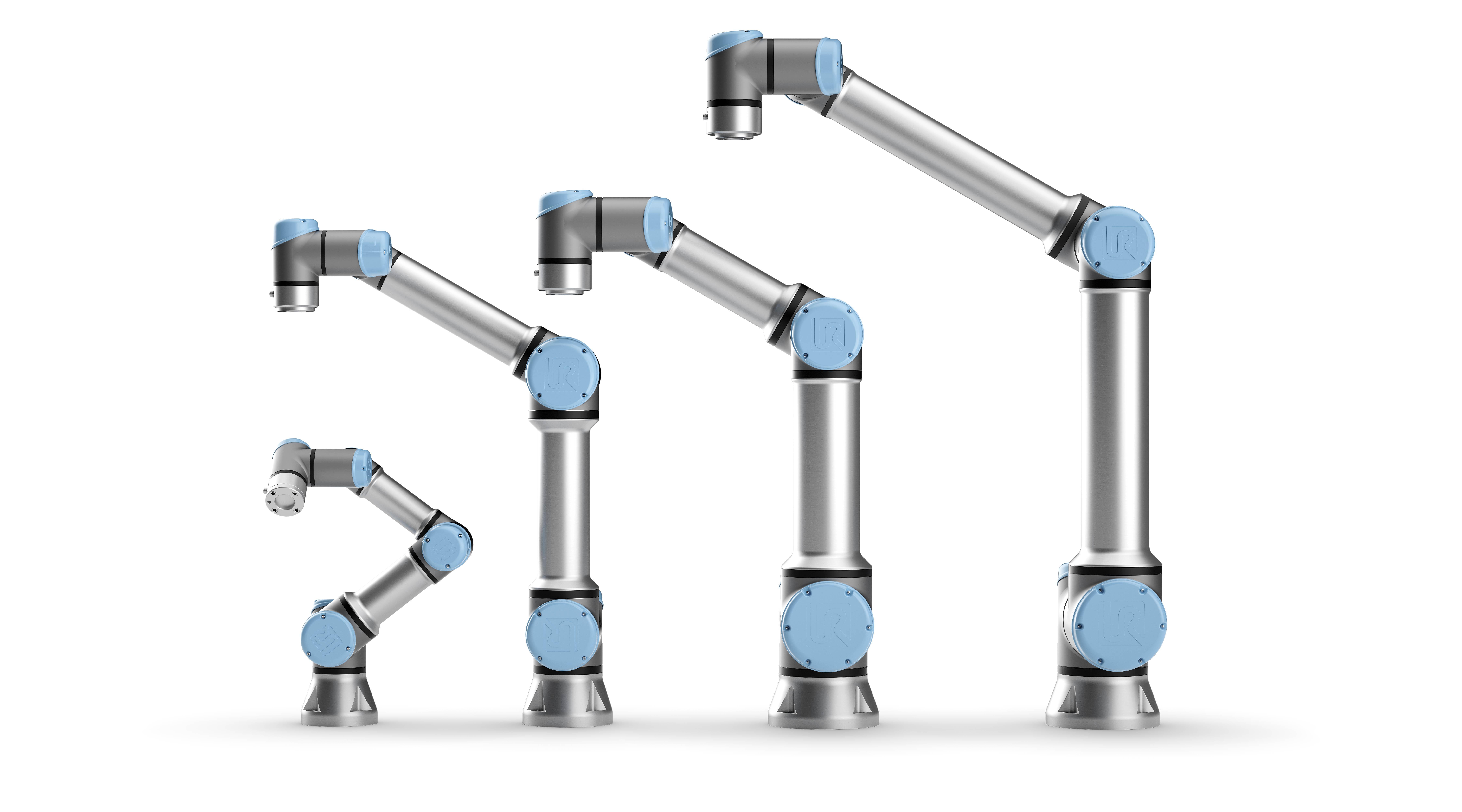 En cobot går och snabbt lätt att driftsätta och den kan lika enkelt omprogrammeras för nya uppgifter.
