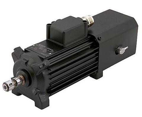 isel iSA 900 - iSA 900 spindelmotor\nsolectro spindelmotor för CNC fräsning bearbeta metall trä aluminium plast komposit