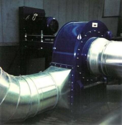 Ventilatorer til industriel ventilation og udsugning