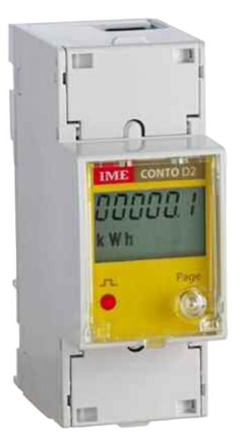 2 moduler kWh bimåler