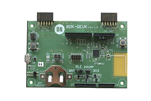 ON Semiconductor IoT-utvecklingssats med Bluetooth®