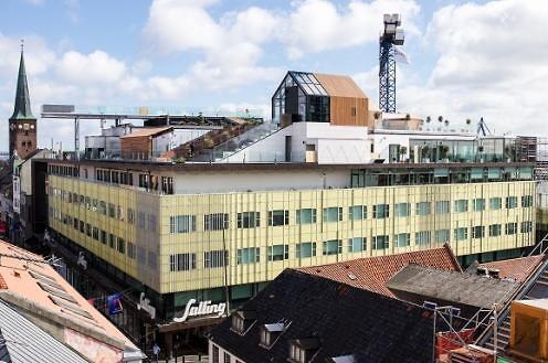 b8c381495b7 Fra uudnyttet tag til spektakulær bypark: Salling Rooftop i Aarhus ...
