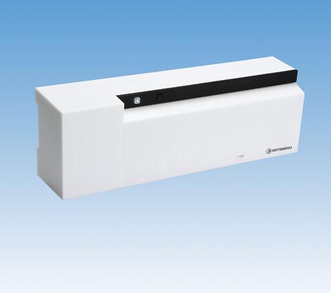 COMFORT IP styreboks 6- & 10 zoner - Trådløst gulvvarmestyresystem, COMFORT IP, 230V  To systemer i ét og samme system. Systemet kan anvendes som etsimpelt stand-alone system, men ved tilkøb af et access point får man enavanceret SmartHome-løsning. Med SmartHome-løsningen får man adgang til den GRATIS app (ALPHA IP), så man kan indstille og overvåge det komplette system. Til systemet kan tilføjes komponenter inden for varme/køling, lysstyring og sikkerhed – og det hele kan overvåges og reguleres via din Smartphone ved brug af access point.