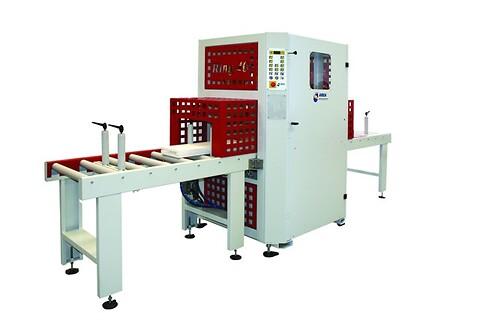 AREA 40-60 - Horisontalomvikler, Semiautomastisk pakkemaskine, Area, Horisontalomvikling, Bundtning, Bundtninger