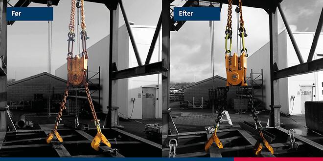 Renovering af kædeblokke - CERTEX