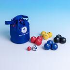 Petanque 200 - sæt med 12 bolde