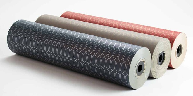 Store ruller gavepapir design | Scanlux Packaging