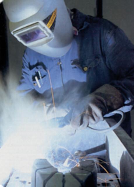 Kurs i svetsning av verktygsstål