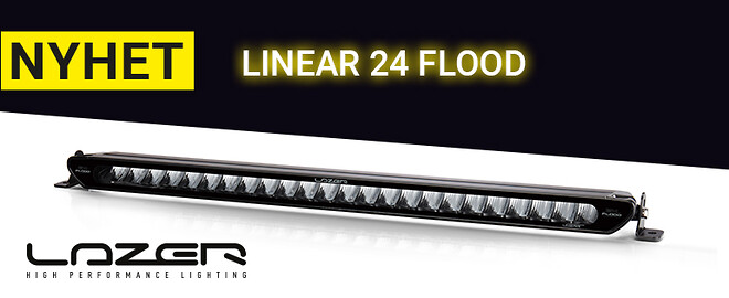 Lazer Linear 24 Flood